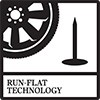 RUN-FLAT TECHNOLOGY ICON
