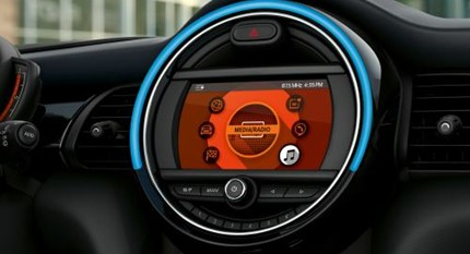RADIO MINI VISUAL BOOST SYSTEM